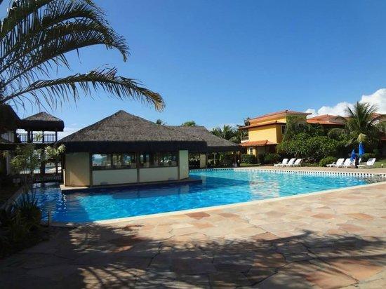 Costa Brasilis Resort: vista de uma das piscinas