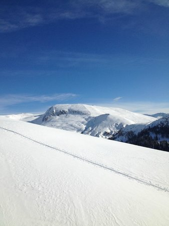 Wander-und Skigebiet Meran 2000: Прекрасные виды и спуски