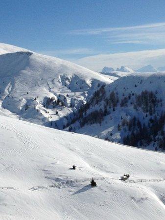 Wander-und Skigebiet Meran 2000: Тирольские Альпы