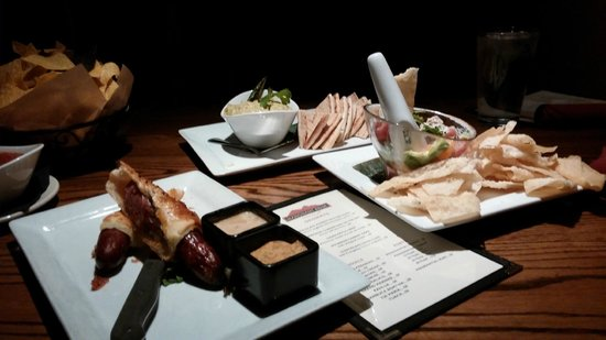 Mahogany Ridge Brewery and Grill: appetizers