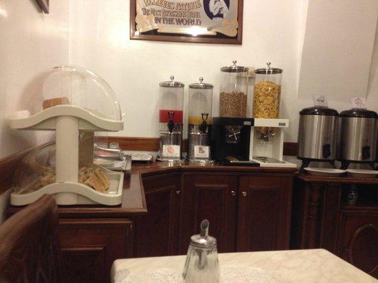 Hotel Grifo: Breakfast room