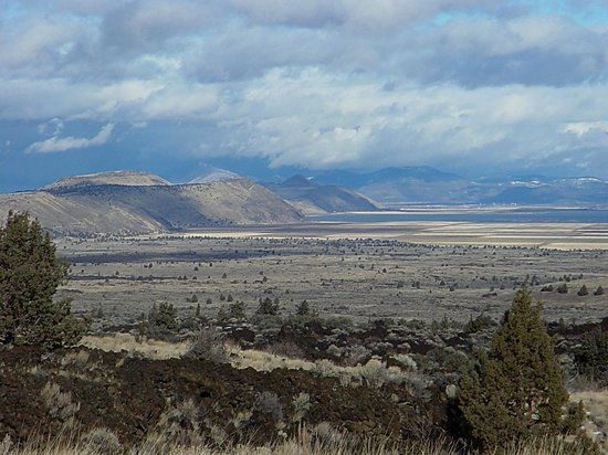 Lava Beds National Monument: Lave Beds National Monument area