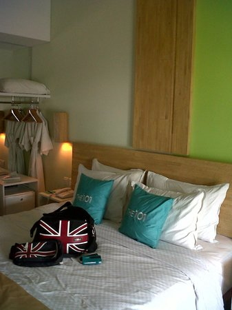 The ONE Legian: kamar