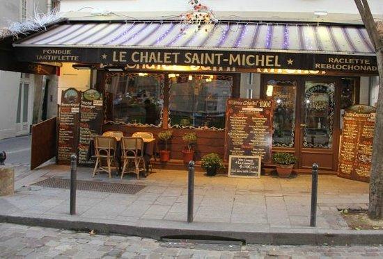 Le Chalet St Michel : Le Chalet Saint Michel