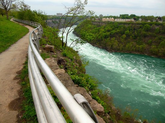 Whirlpool State Park: Whirlpool SP - River & Overlook Trail