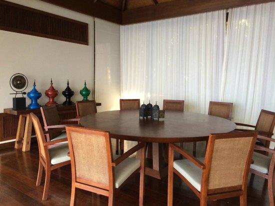 Paresa Resort Phuket: Cielo Resident #161 - Dining Room