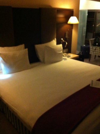 NH Brussels Grand Place Arenberg: letto