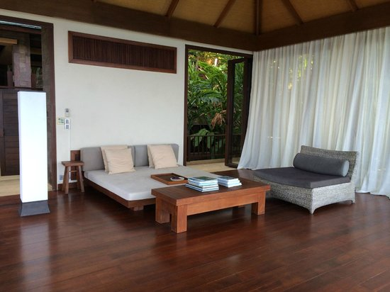 Paresa Resort Phuket: Cielo Resident #161 - Living Room