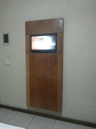 Ondas do Forte Pousada: TV