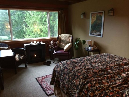 Green Cat Guest House and B&B: The Orchard Room.