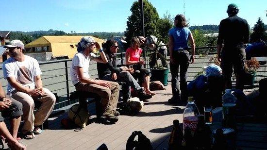 Aguaventura Expediciones Day Tours: The heroes return