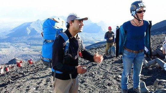 Aguaventura Expediciones Day Tours: During a briefing
