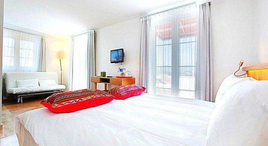 Blu Hotel Istanbul : Suite room
