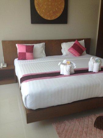 Phu NaNa Boutique Hotel: le graaaaaand lit