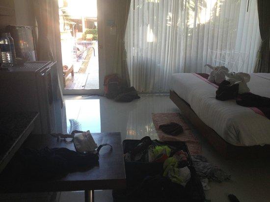 Phu NaNa Boutique Hotel: vue globale