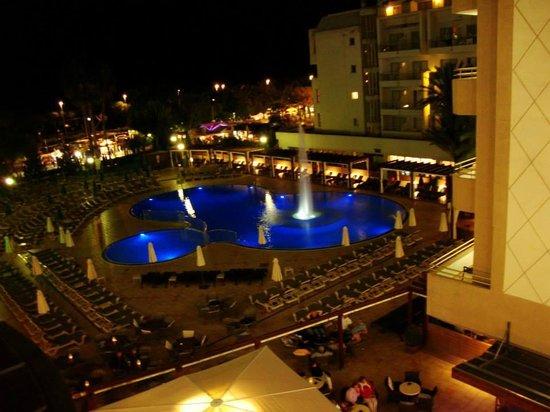Hotel Florida Park : Vue de la Chambre