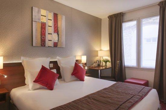Classics Hotel Porte de Versailles : Chambre classique double