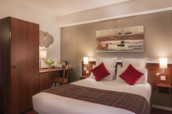Chambre Bien Rangée En Anglais : Classics Hotel Porte De Versailles