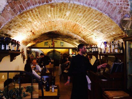 La Taverna di San Giuseppe: Recomendo!!! Excelente !!!!!