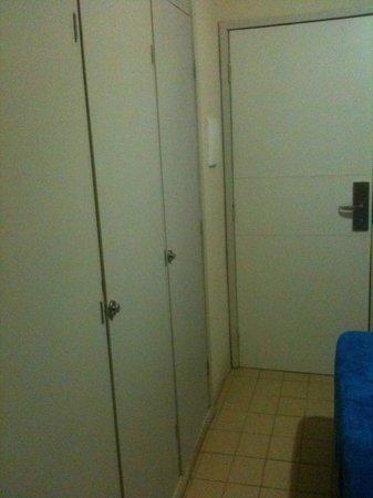 Hotel Saveiro: Guarda-roupa
