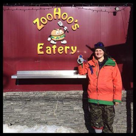 ZooHoo's Eatery: Olympian Devin Logan At Zoohoo's