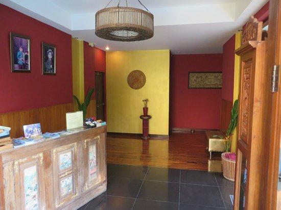 Villa Anneloi: Hall