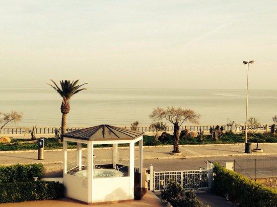 Astro Suite Hotel : Panorama dalla stanza...incantevole