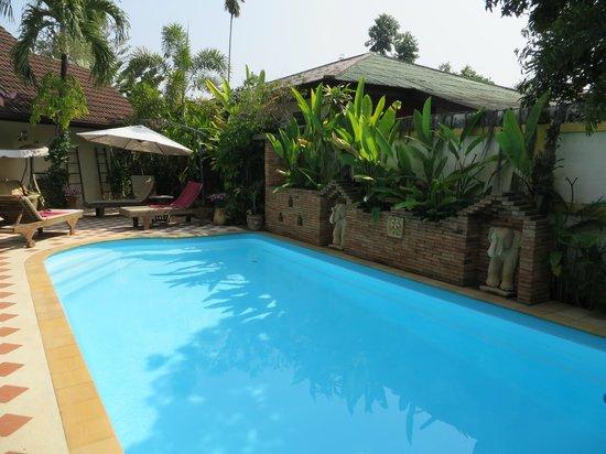 Villa Anneloi : swimming pool