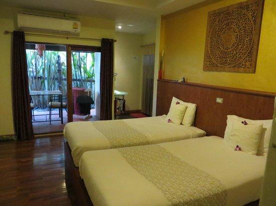 Villa Anneloi : Double room