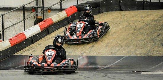 Xtreme Karting Falkirk: Karting