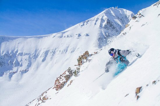 Big Sky Resort: Come experience the Biggest Skiing In America for yourself!(photo: Ryan Day Thompson)
