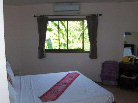 Soleil d'Asie Residence : Chambre climatisée Studio 1er étage