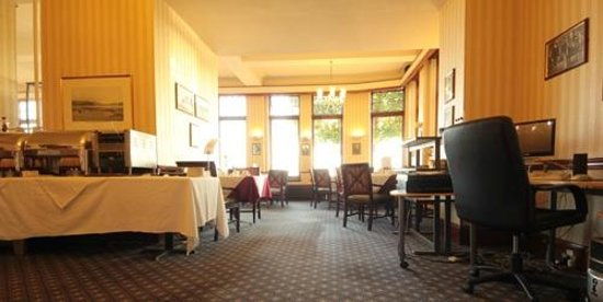 Best Western Scores Hotel: Scores dinning room.
