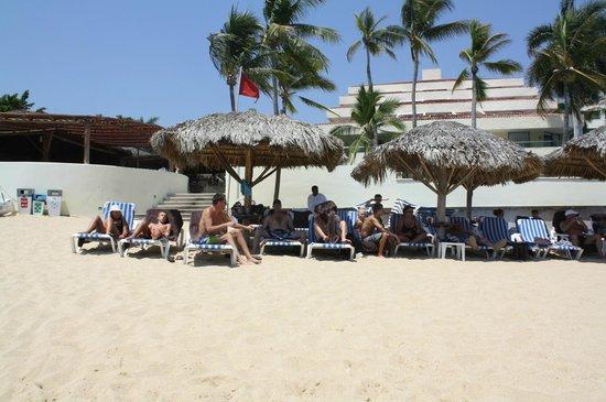Dreams Huatulco Resort & Spa: Our gang