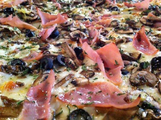 I Famosi Pasta : Pizza Vivaldi :D