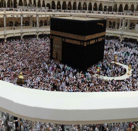 Schwarzer Stein: Kaaba in Feb 2014