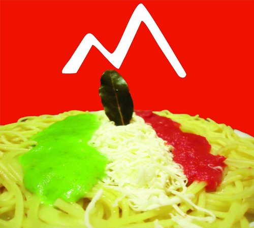 Machu Pizza: Pasta mixta