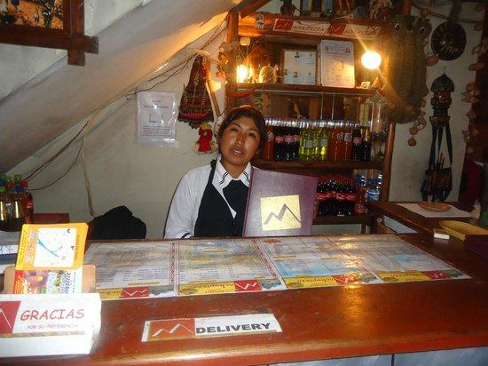 Machu Pizza: En calle Tacna