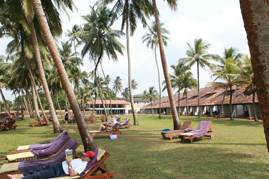 AVANI Bentota Resort & Spa : A place to relax!