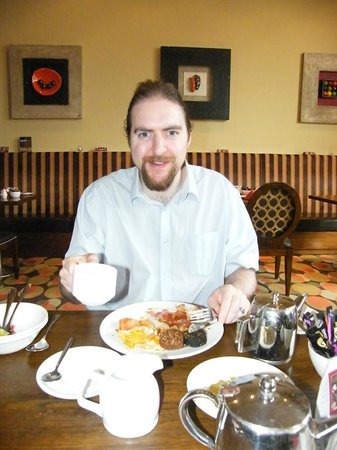 Lough Rea Hotel and Spa: breakfast... yum!