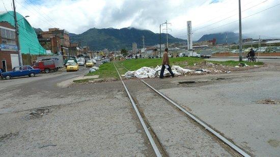 Estacion de la Sabana
