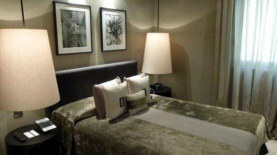 Hotel Murmuri Barcelona : Notre chambre