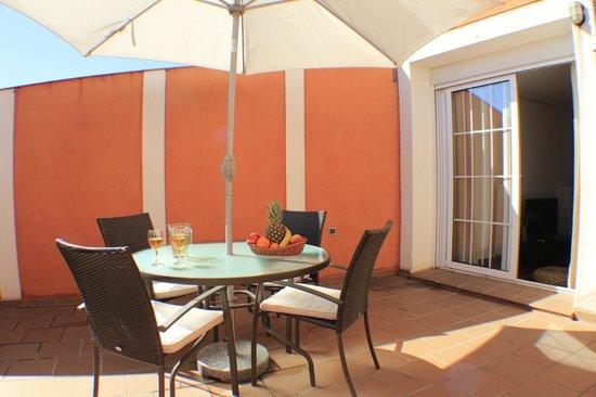 New Point Madrid: Ático 3 dormitorios (8 adultos)