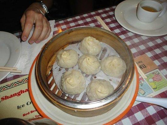 Shanghai Cuisine : The Dumplings