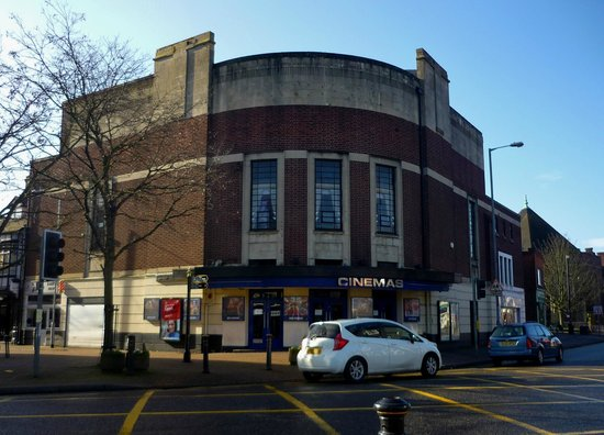 The Stafford Cinema