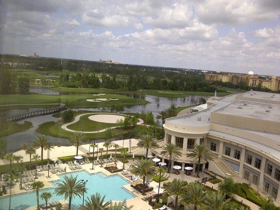Waldorf Astoria Orlando: GOLF  COURSE