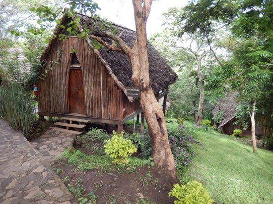 Karama Lodge & Spa : The bungalow