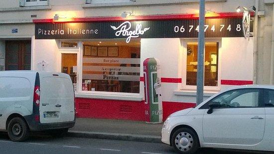 Rennes : front door