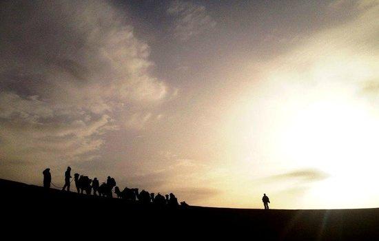 Moda Camp Merzouga: escurzione fra le dune, con notte in tenda nel deserto!