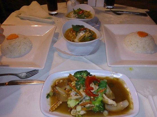 Ruan Orchid: Meal